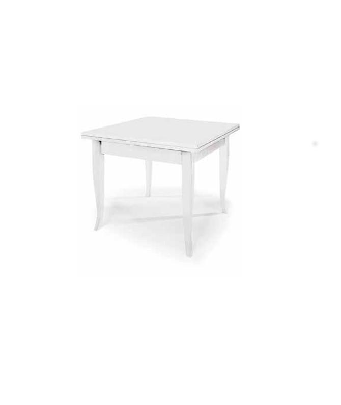 Essegia Arredamenti - tavolo libro bianco