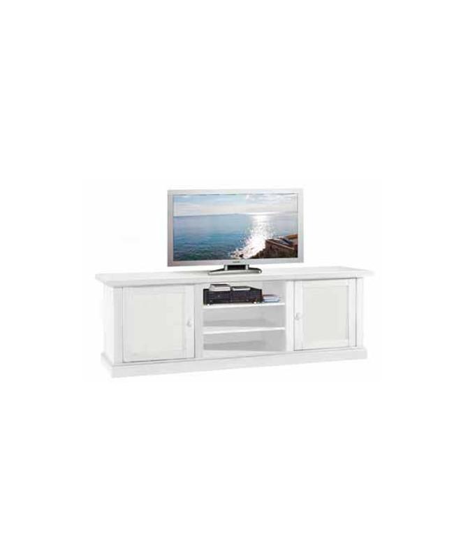 Essegia Arredamenti - porta tv bianco