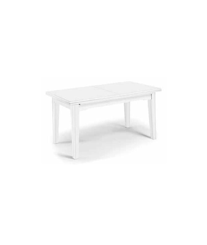Essegia Arredamenti - tavolo lineare bianco