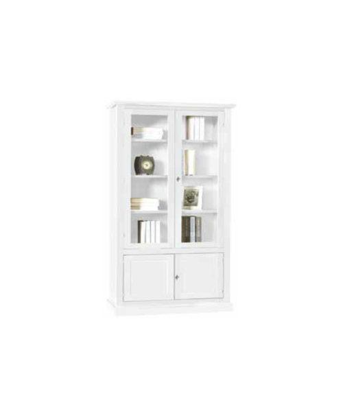 Essegia Arredamenti - vetrina 2 ante bianco